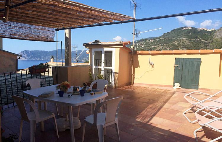 Villino Azzurra - Rooms for rent in Corniglia Cinque Terre